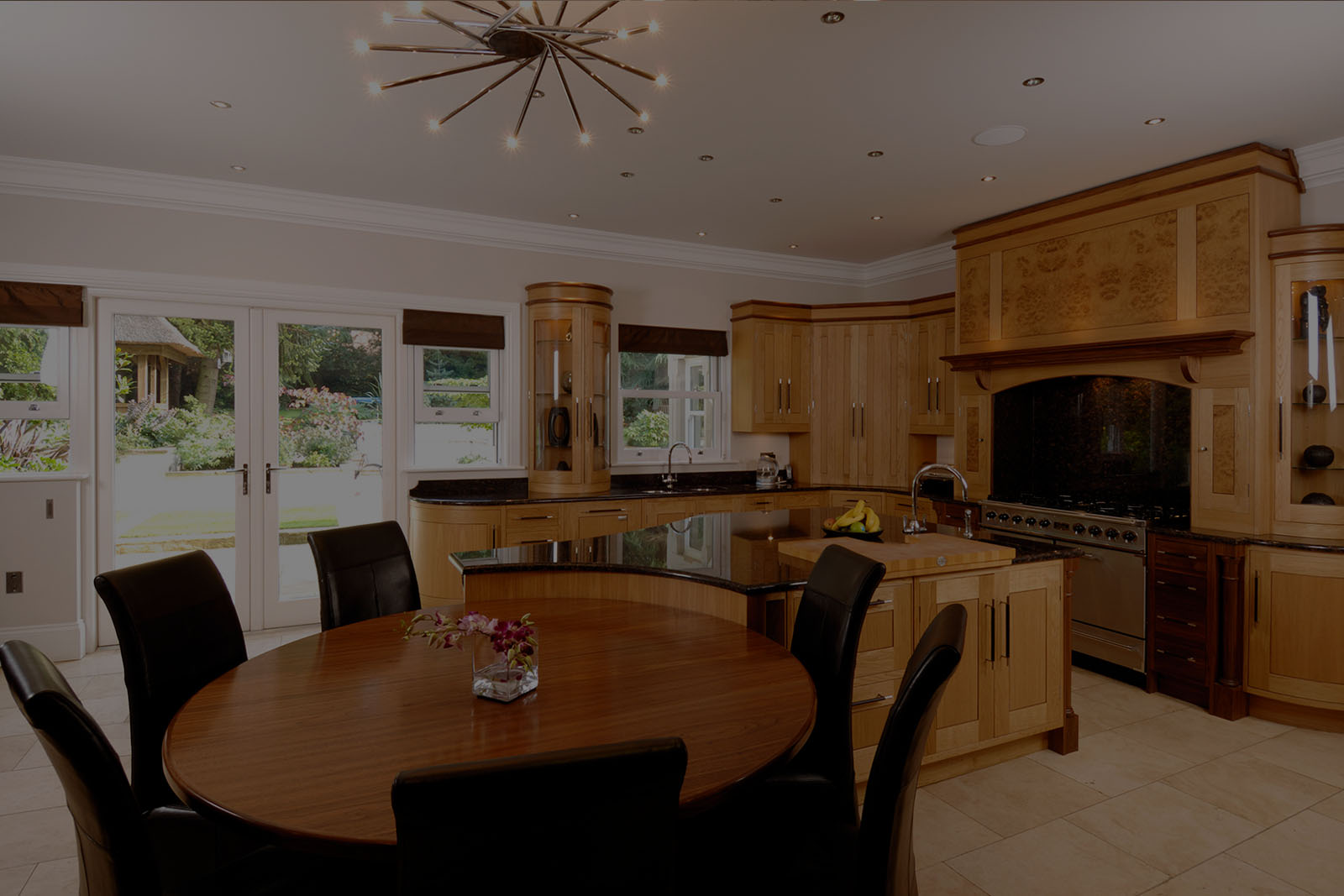 Bespoke Barcelona Kitchens Formby by Acanthus Design
