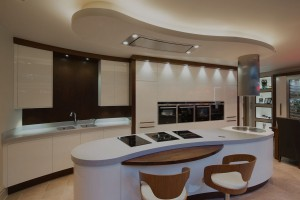 The Milano Modern High Gloss Kitchen
