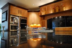 Barcelona Kitchens range by Acanthus Design