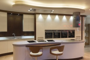 Modern High Gloss Milano Kitchen