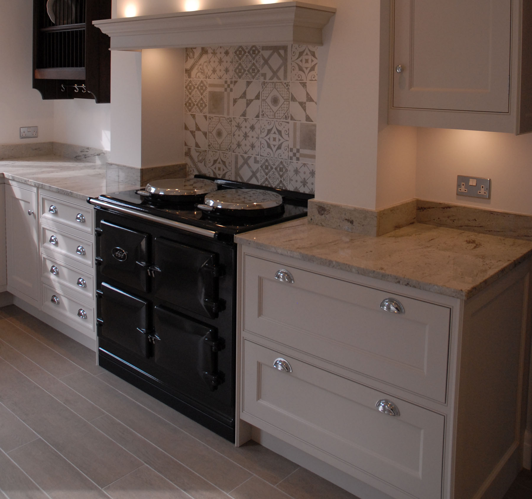 kitchen design with range cooker acanthus design aga cookers in liverpool 7997
