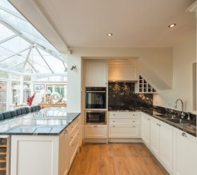 e315f2123 Acanthus Design Bespoke English Classic Traditional Kitchen Featuring  Perrin & Rowe Oberon Tap, Siemens &