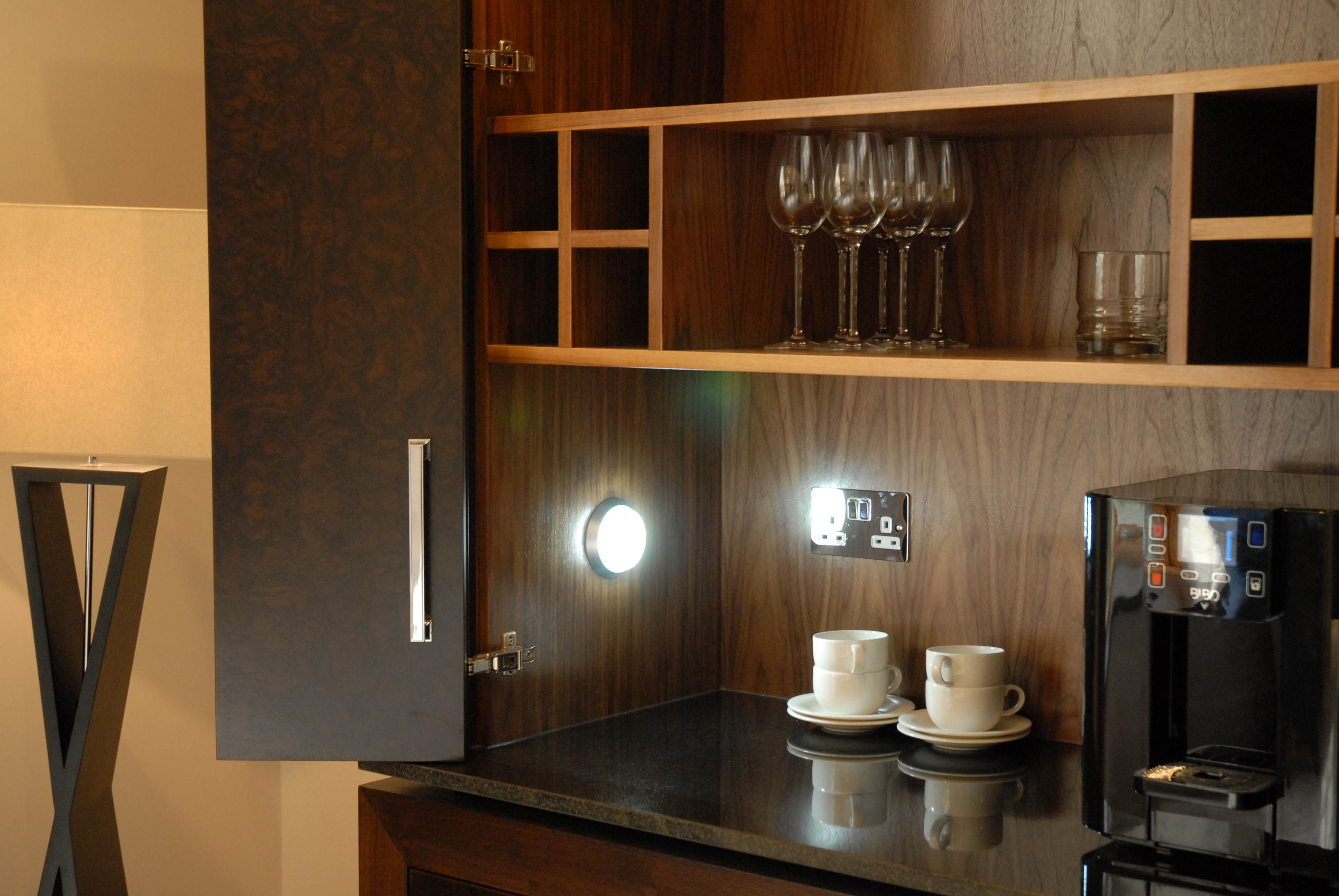 Coffee Bar Kitchens Knutsford Cheshire by Acanthus Design