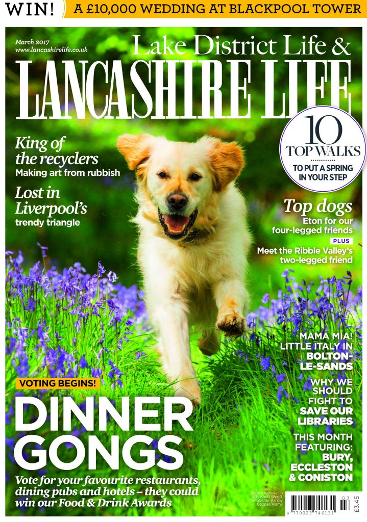 Lancashire Life March Edition Press Release Showcasing Acanthus Design Kitchen