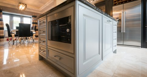 Black English Classic Kitchen