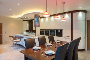 Milano Kitchens range by Acanthus Design