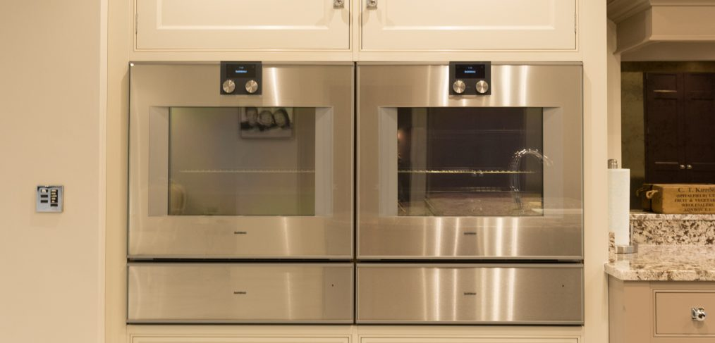 Acanthus Kitchen & Gaggenau Appliances