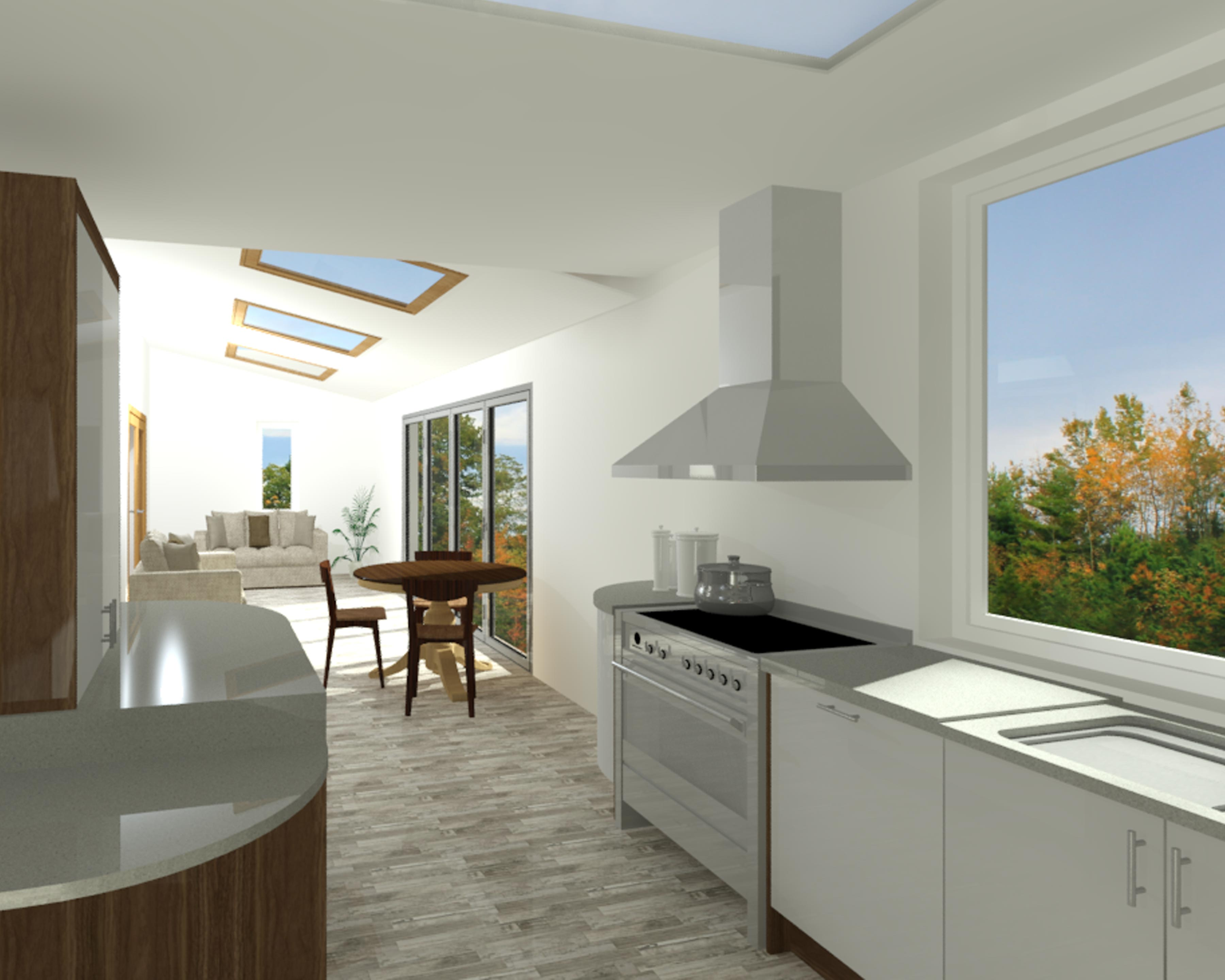 3d Kitchen Renders Before After Experience Your Kitchen Before You Buy