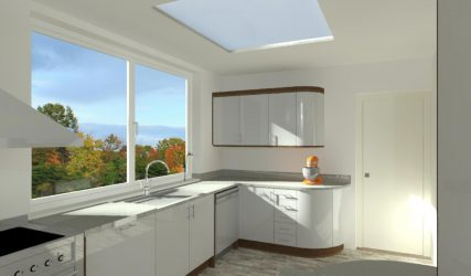 Acanthus Milano Kitchen 3D Kitchen Renders